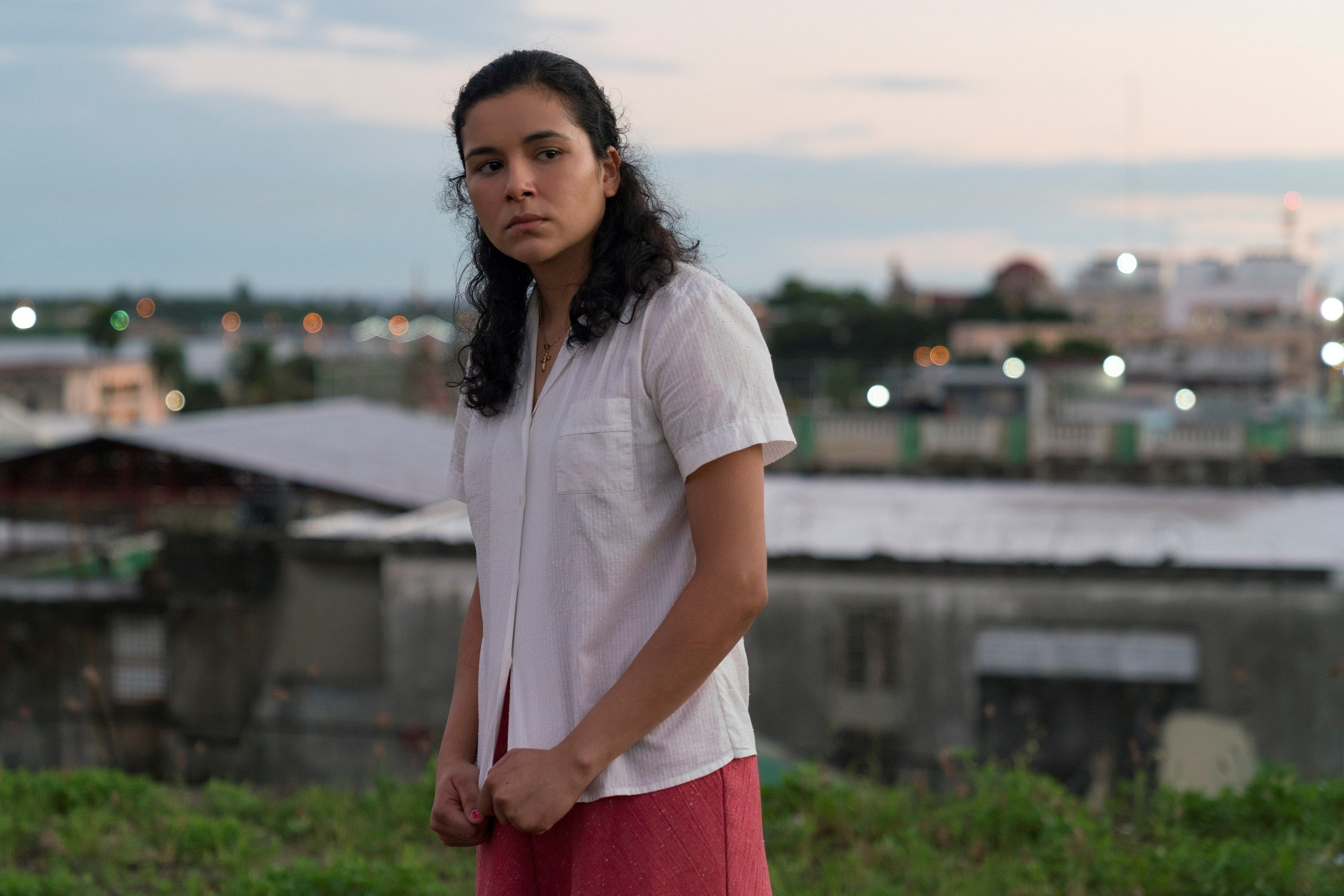 Emily Rios in Barry Jenkins'