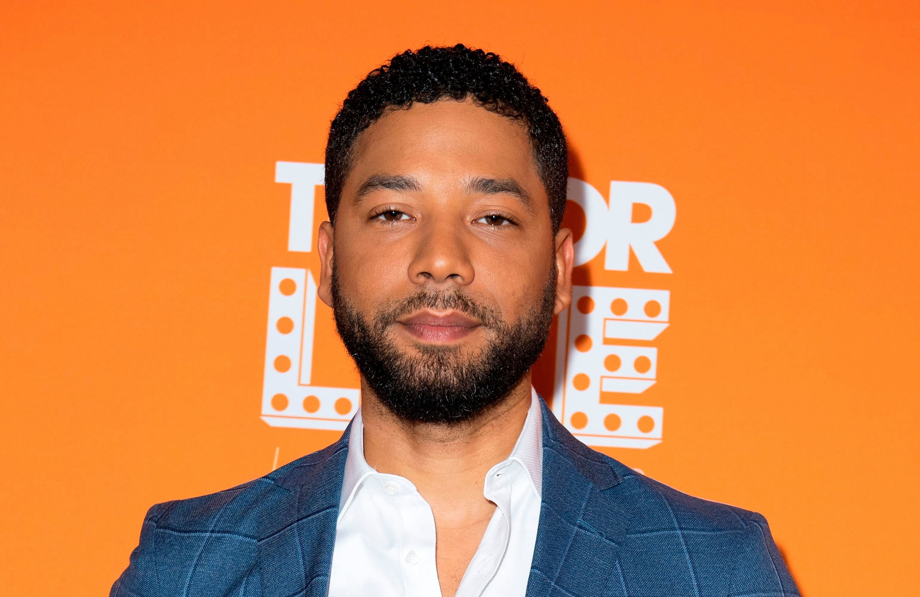 Empire Star Jussie Smollett Arrested For Allegedly Faking Hate Crime