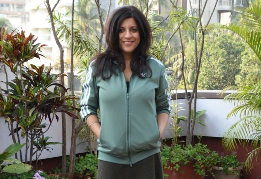 <i>Gully Boy</i> director Zoya Akhtar