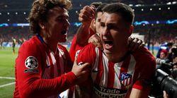 Ligue des champions: les grognards de l'Atlético débloquent le choc contre la