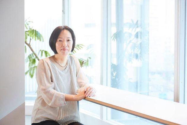 日本財団で子どもの家庭養育の普及に努める高橋さん