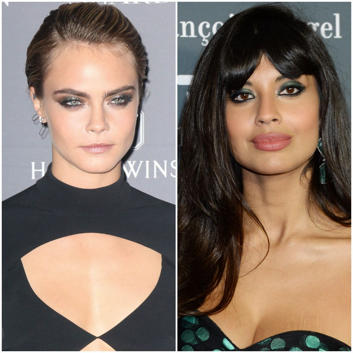 IN THE PAST: Cara Delevingne Challenges Jameela Jamil Over Karl Lagerfeld 'Fat-Phobic Misogynist'