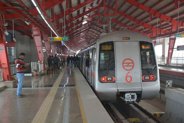 Govt Employee's Foot Severed By Delhi Metro Train After He Falls On