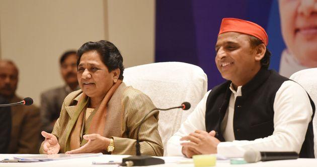 Akhilesh Yadav, Mayawati Announce Details Of Seat-Sharing In UP For 2019