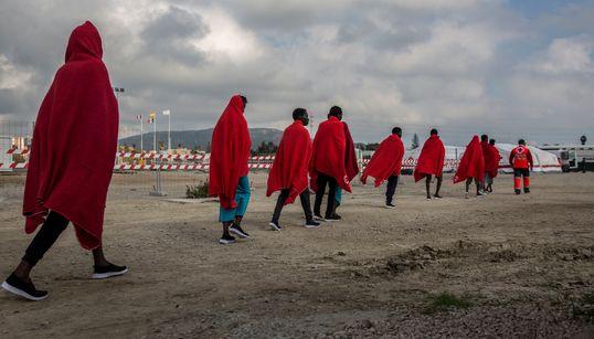 La secrétaire d'État à la Sécurité espagnole dément le renvoi des migrants vers les côtes