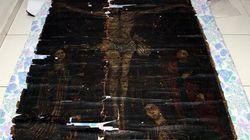 Βρεθηκε σπάνια εικόνα του Χριστού από τον 13ο αιώνα στην