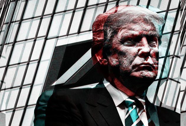 Ein ebenso treuer wie teurer Kunde der Deutschen Bank: US-Präsident Donald Trump.