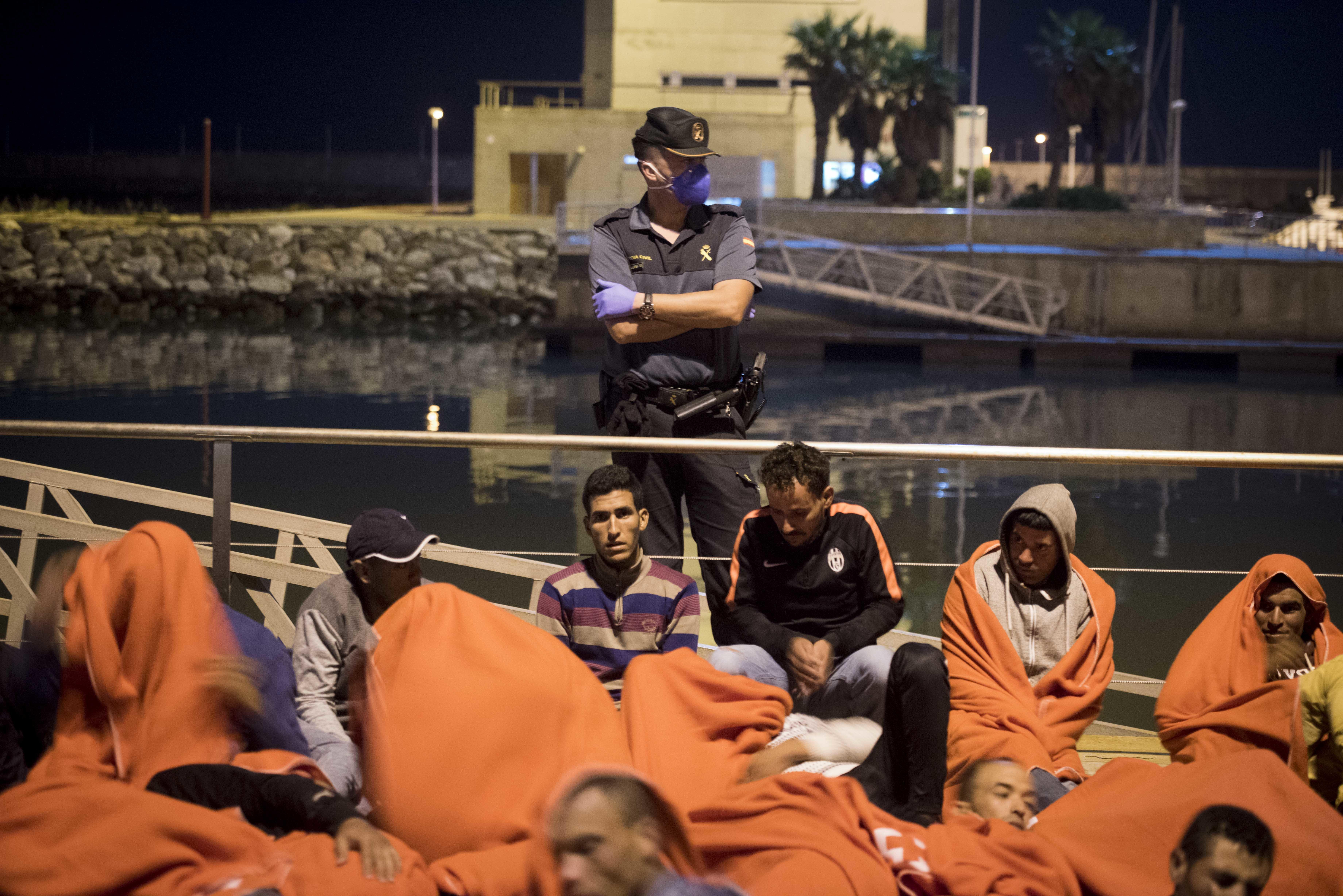 Plus de 13.000 Marocains ont rejoint l'UE clandestinement en