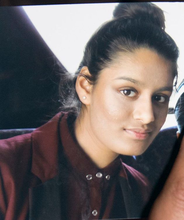 Shamima Begun fled London to join the Islamic State caliphate in Syria when she was