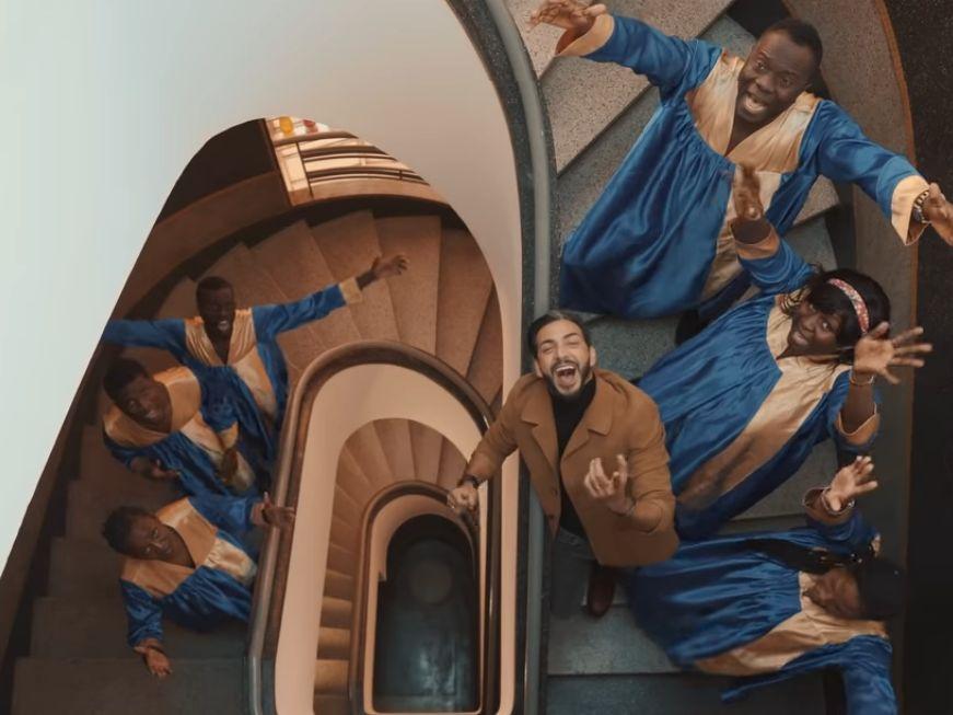 """Avec """"Ma Nensak"""", Hamza El Fadly, explore le chant gospel en"""