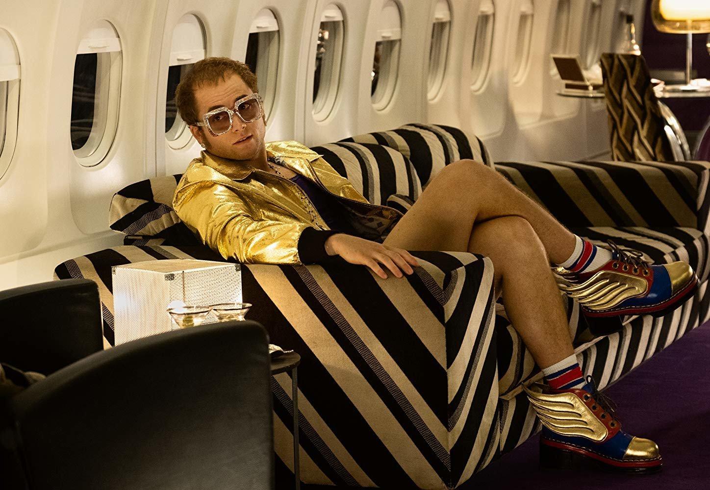 'Rocketman', aguardada cinebiografia de Elton John, ganha trailer