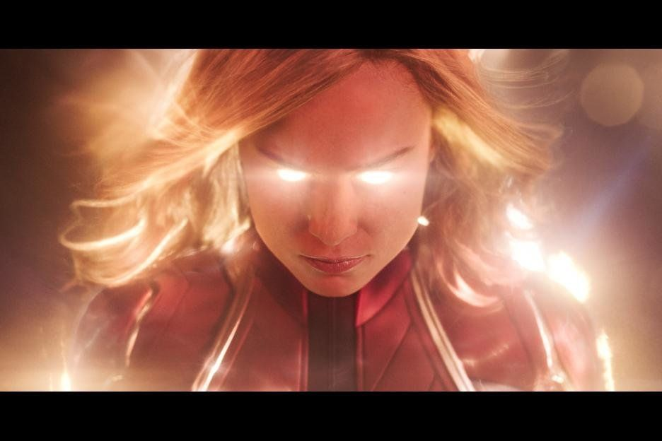 See 'Captain Marvel' For The Feminism, Stay For The Space