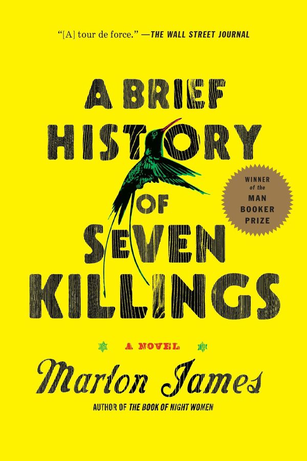 """<i>A Brief History of Seven Killings</i>&nbsp;tells the story of&nbsp;the attempted assassination of Bob Marley, who is refe"
