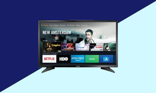 This 32-Inch Toshiba Fire TV Is Just $99 On Amazon