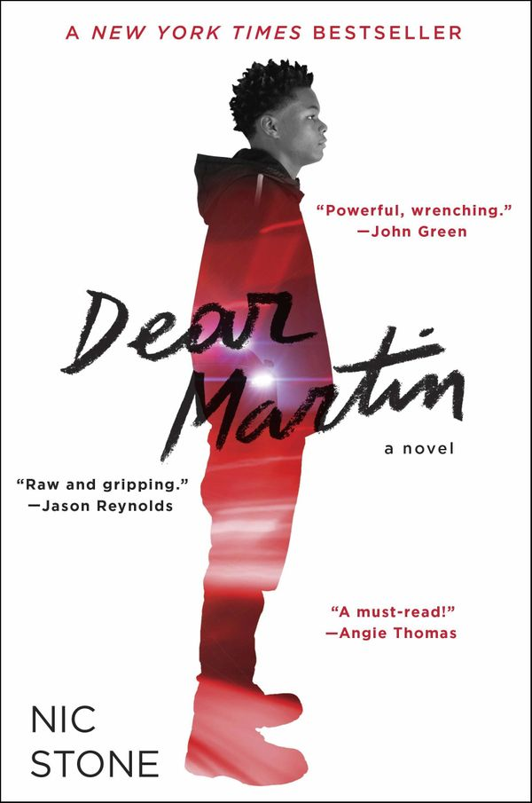 """<i>Dear Martin</i> belongs to a growing body of young-adult literature exploring racial injustice and police brutality from"