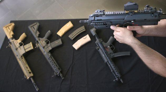 Πρόστιμο 3,7 εκατ. ευρώ σε γερμανική εταιρεία όπλων για παράνομες πωλήσεις όπλων στο