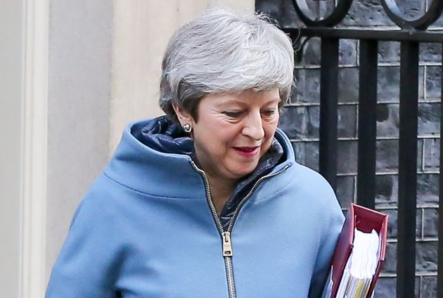 Theresa May Rejects Claims By Tory Defectors She Has Abandoned 'Moderate'