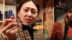 Quand une sud-coréenne découvre le couscous tunisien