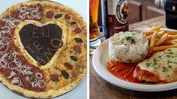7 comidas 'italianas' servidas no Brasil que não existem na