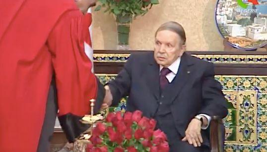 """Le Président Bouteflika dimanche à Genève pour un """"court séjour"""""""