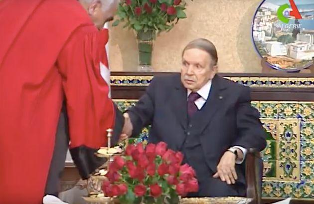 Le Président Bouteflika dimanche à Genève pour un
