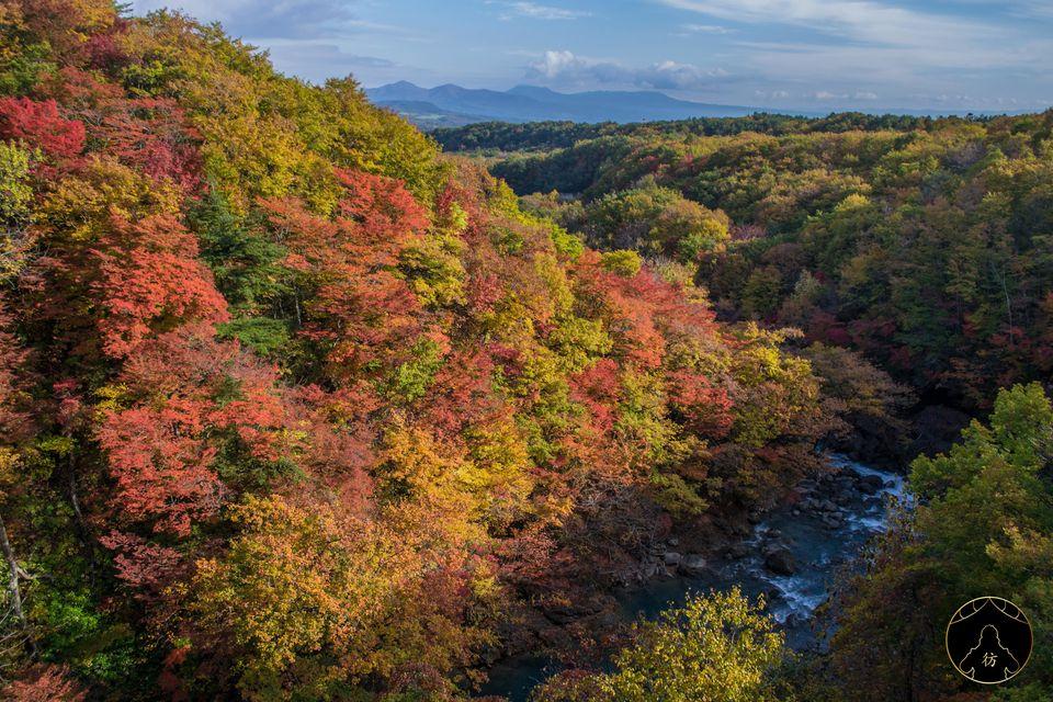 Mont Hachimantai à Iwate au