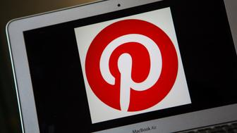 A portrait of the Pinterest logo in Ventura, California December 21, 2013. REUTERS/Eric Thayer (UNITED STATES - Tags: BUSINESS LOGO)