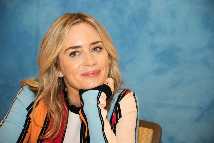 Emily Blunt's takes on parenting are pretty memorable.