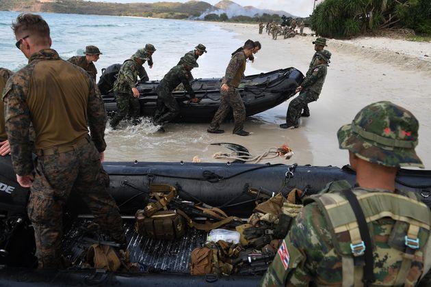 Εκτός συζήτησης για τις ΗΠΑ η αποχώρηση των στρατευμάτων τους από τη Νότια