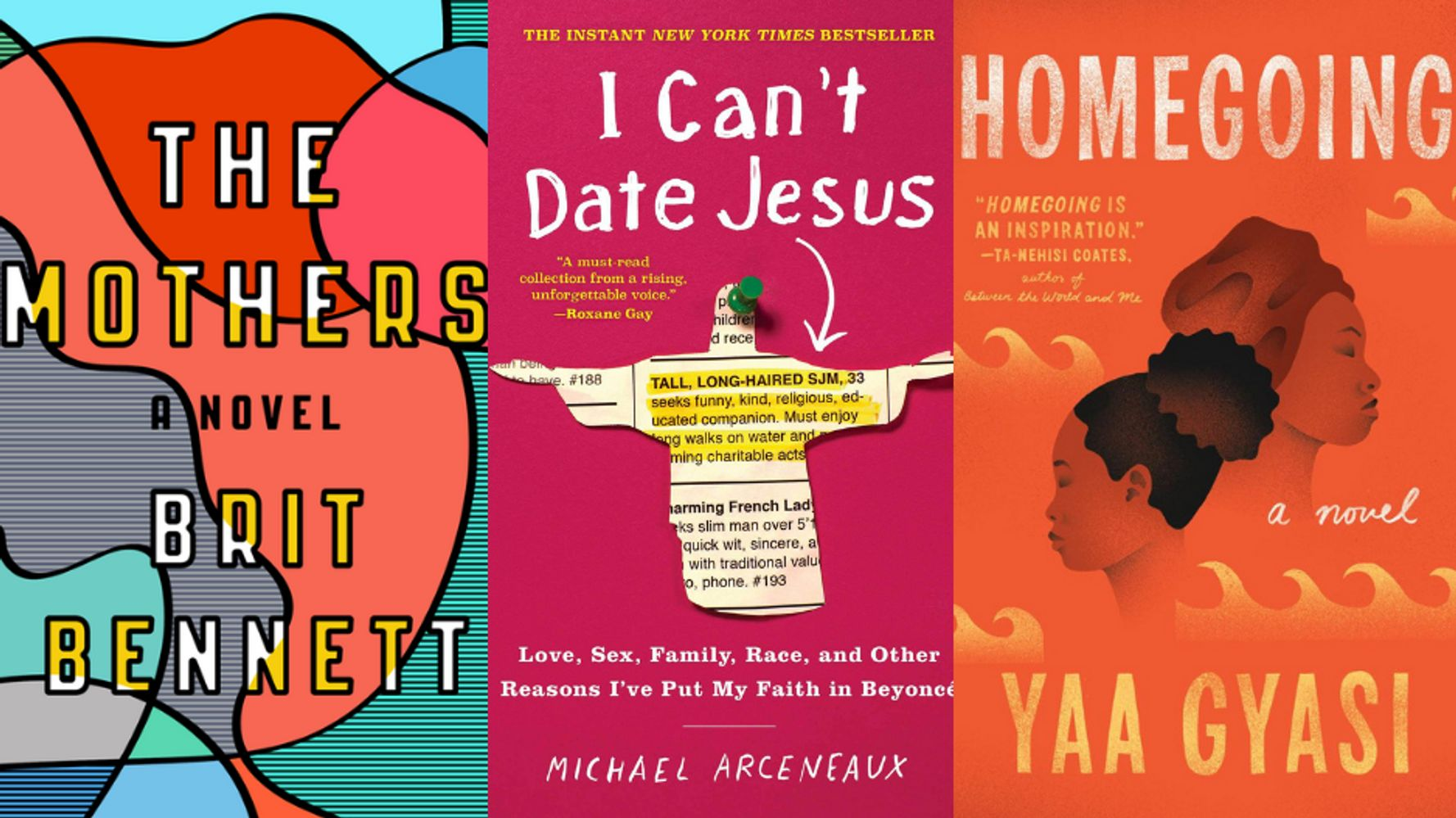 50 Amazing Books By Black Authors From The Past 5 Years
