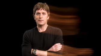 Rob Thomas visits BUILD Studio on February 20th, 2019. Photo by Mike Pont.