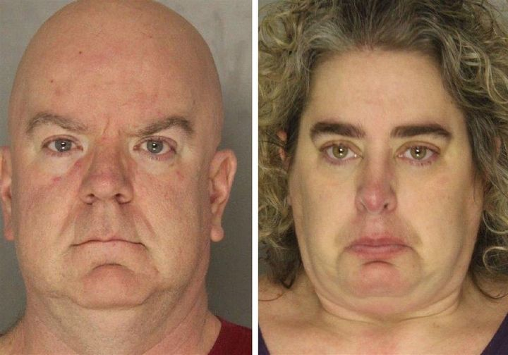 David and Connie Reiter of South Park, Pennsylvania, have both been charged in the alleged theft of church funds.
