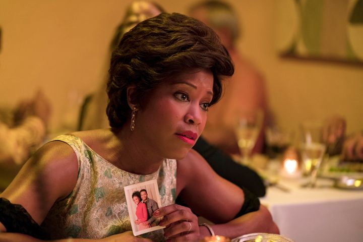 "Regina King in ""If Beale Street Could Talk."""