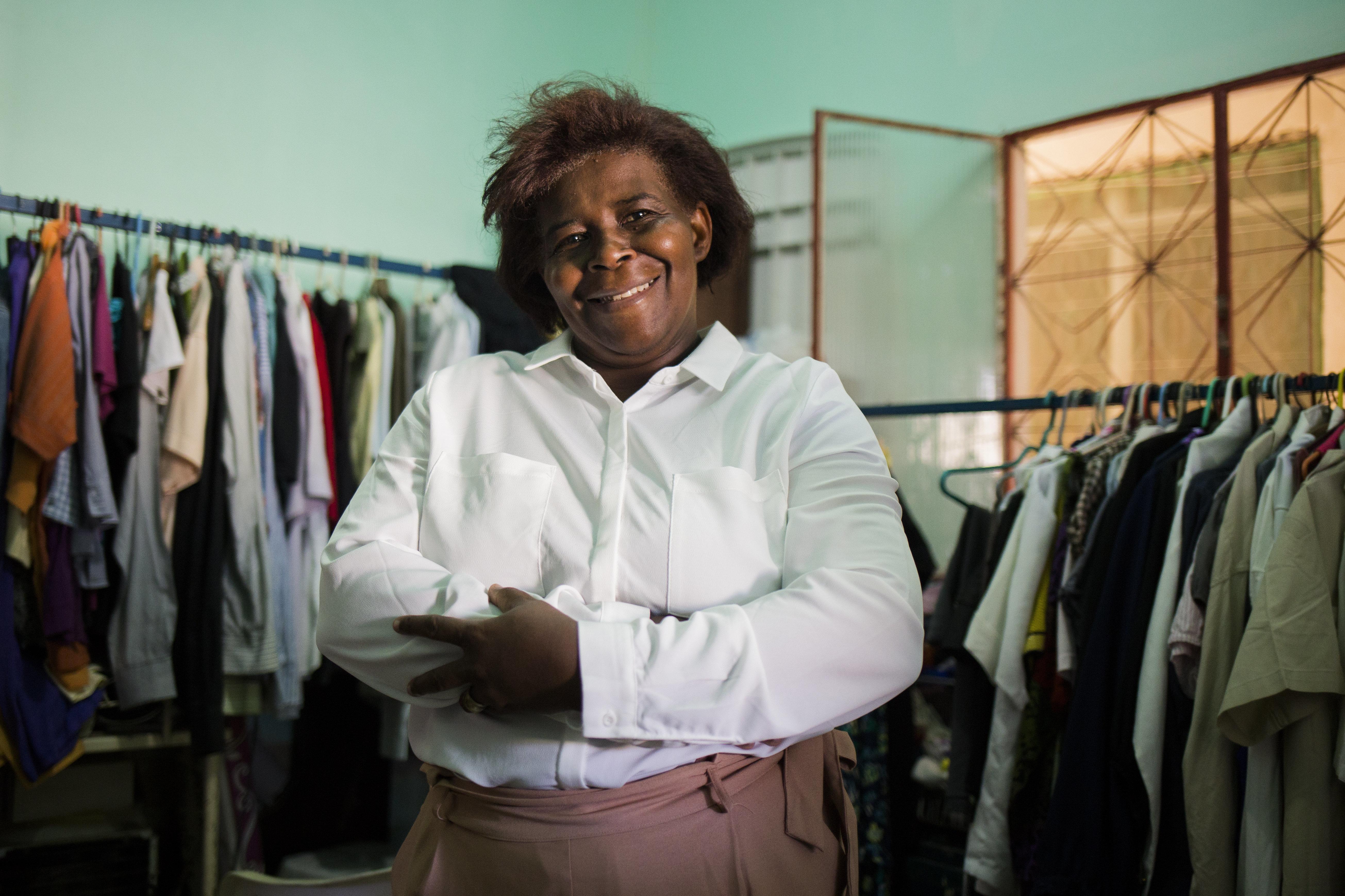 Sandra Santos, a cozinheira que ilumina a vida de mães de jovens infratores no