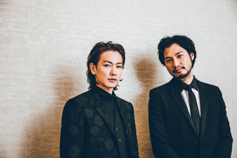 佐藤健×青木崇高インタビュー