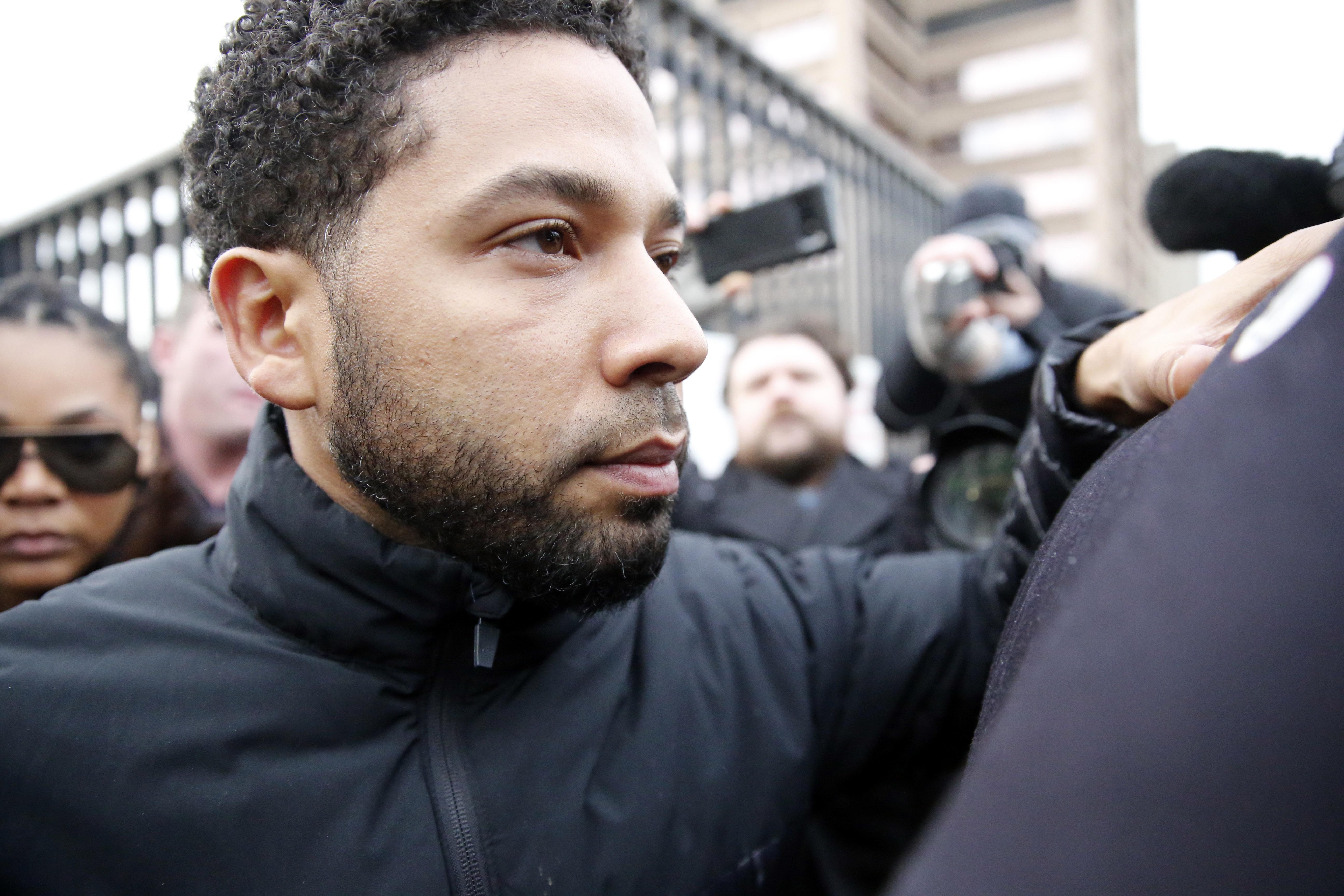 米人気俳優が被害を訴えていた差別暴力事件⇨実は自作自演だった。動機は「給料に不満」