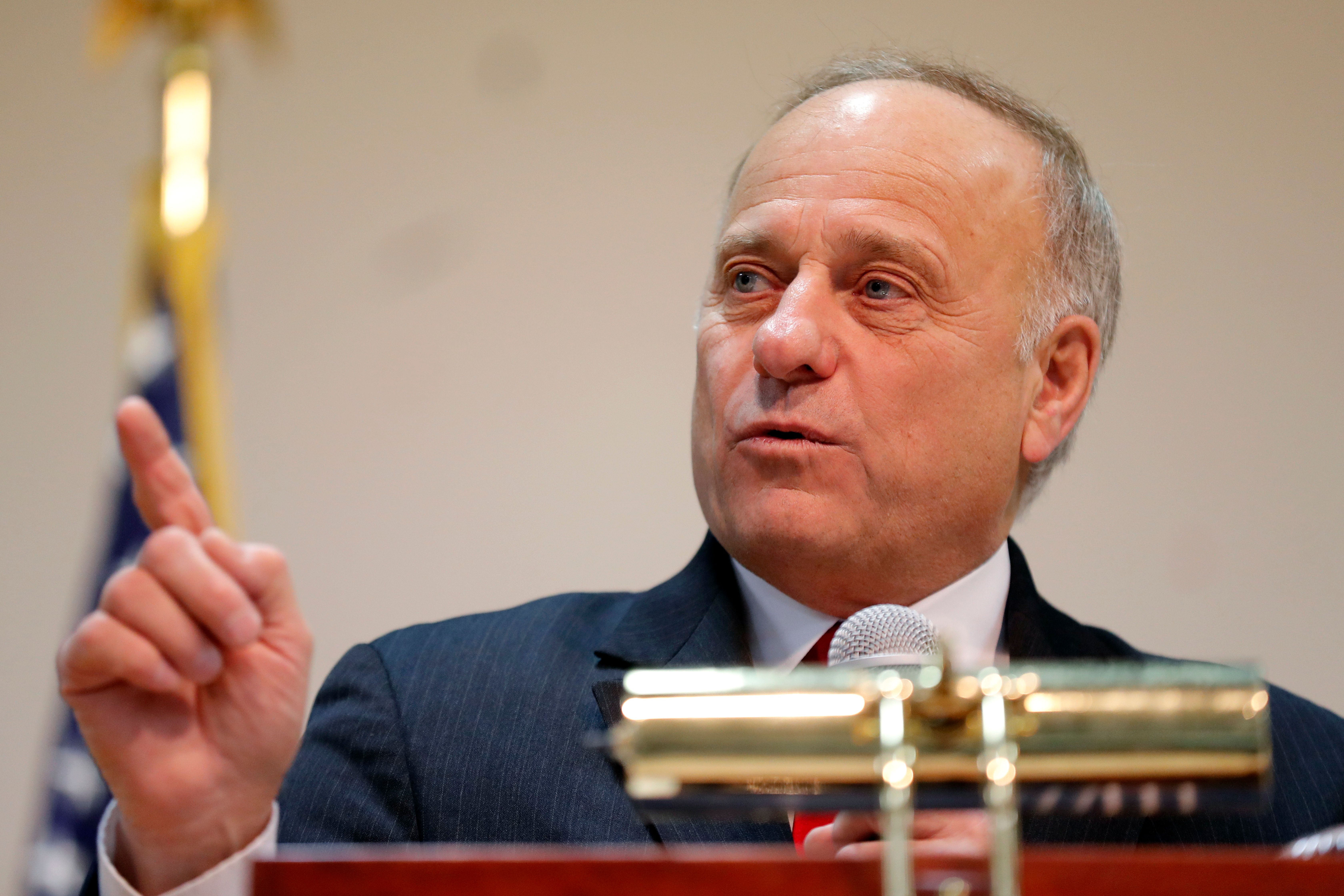 Rep Steve King Plans To Seek Re-election Wont Apologize For Racist Remarks