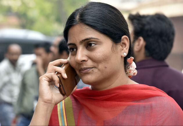 Apna Dal's Anupriya Patel, BJP Ally In Uttar Pradesh, Hints At Exit From
