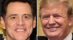 Jim Carrey Sacks 'Overinflated Pigskin' Donald Trump In New