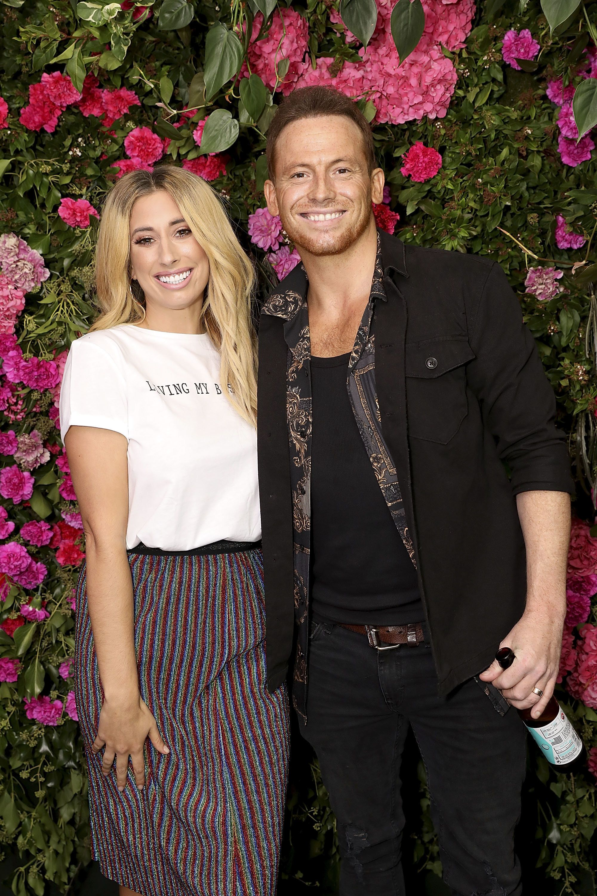 Stacey Solomon Is Pregnant And Joe Swash Announced It In The Nicest