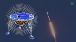 Beresheet, le premier robot lunaire