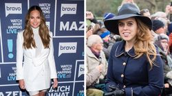EXCITING: Is Chrissy Teigen Going To Be Princess Beatrice's New