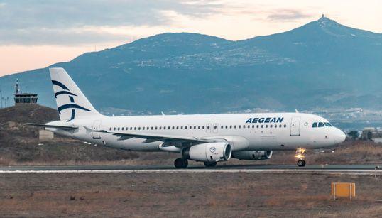 La compagnie grecque Aegean Airlines reliera Athènes à deux villes