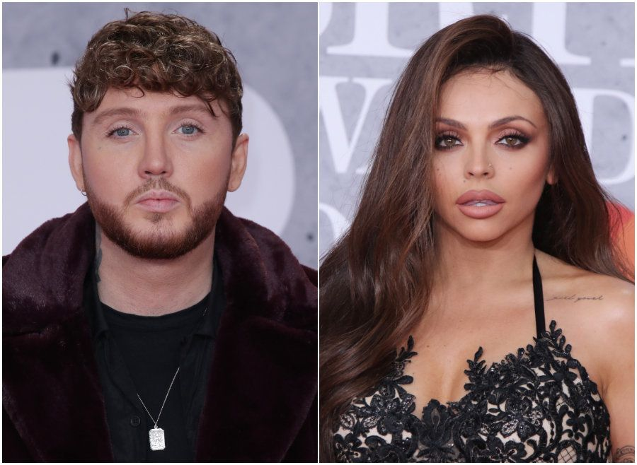 James Arthur Responds To Jesy Nelson Romance Speculation After Brits Party