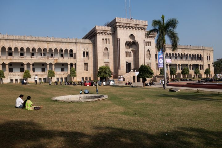 University College of Arts and Social Sciences, Osmania University
