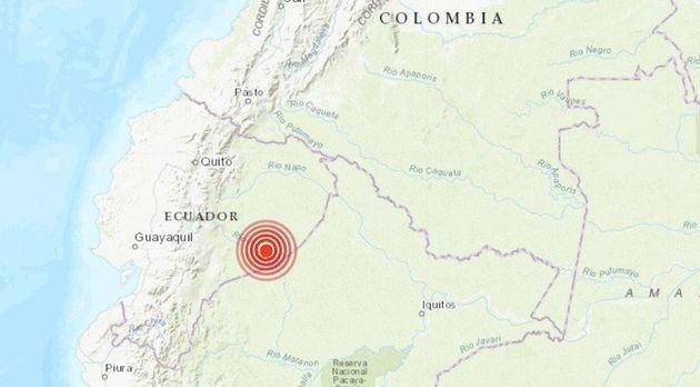 Σεισμός 7,5 ρίχτερ στα σύνορα