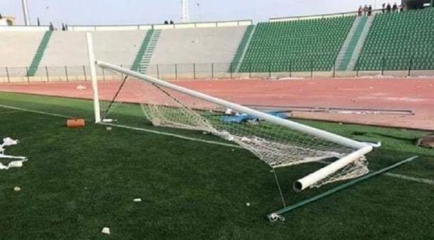La FRMF sévit après les actes de hooliganisme au stade