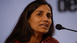 CBI Issues Lookout Notice Against Chanda Kochhar In Videocon Loan
