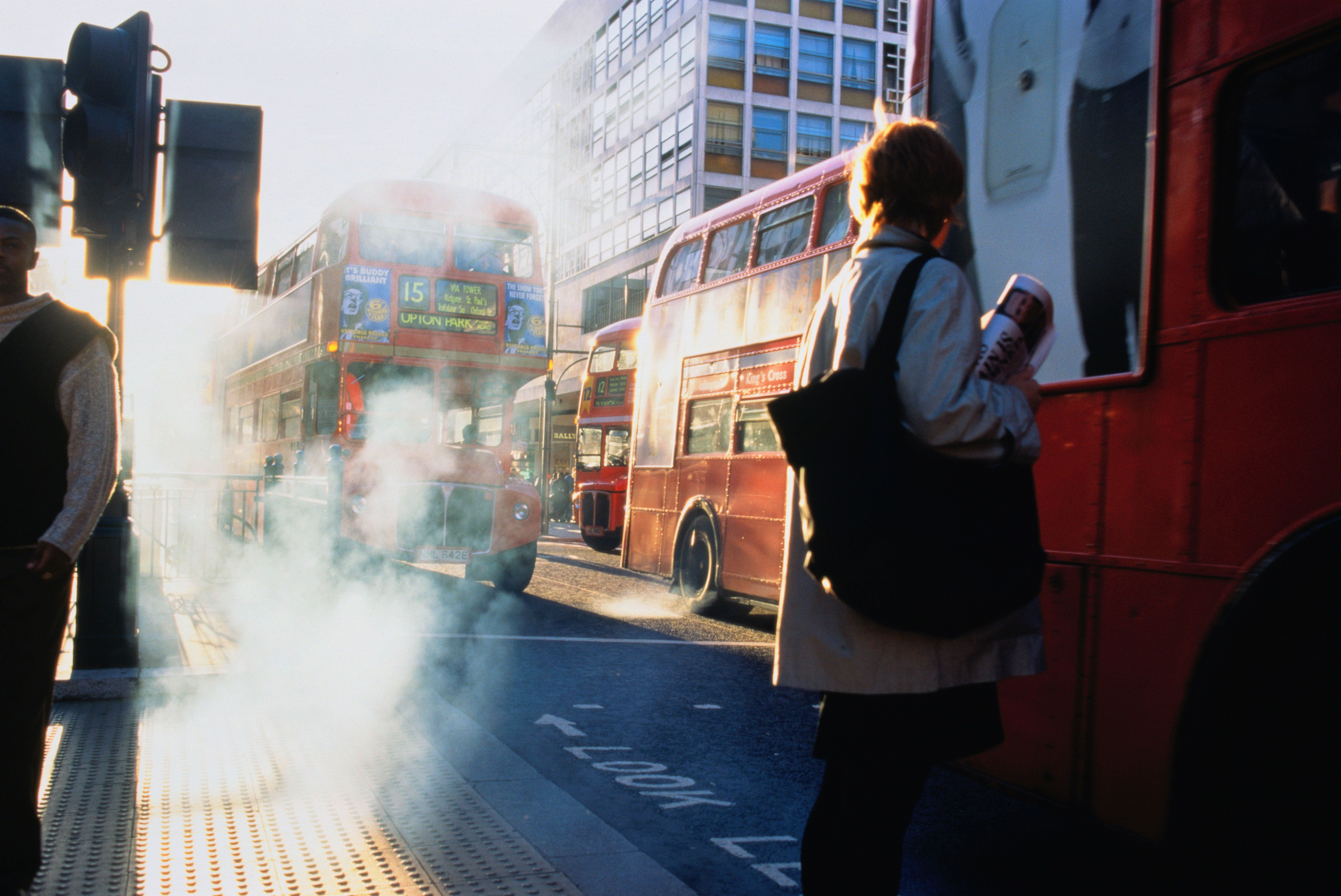 'It Feels Like My Lungs Are On Fire' - Asthma Sufferers Speak Out On Air Pollution After High Risk
