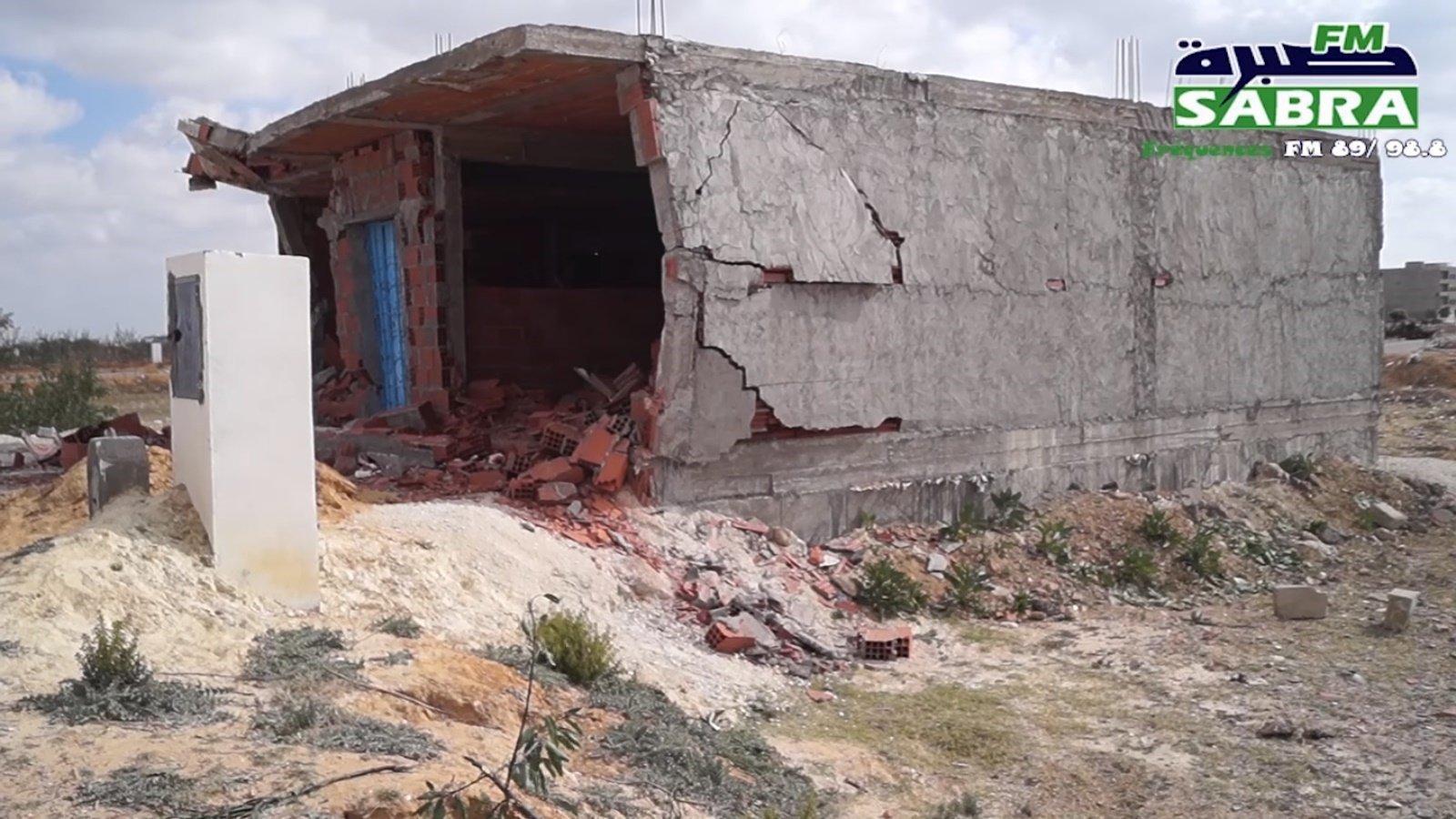 Kairouan: Une maison démolie par erreur? Le maire